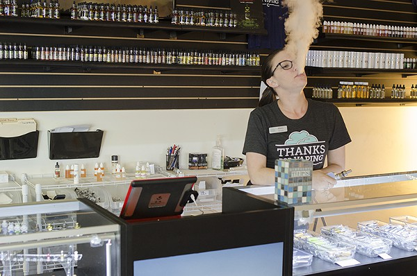 From Habitual Smoker to Vape Shop Owner